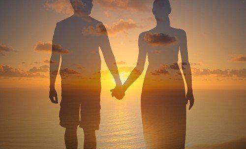 Liebe und Beziehung: Foto: © KieferPix / shutterstock / #1623439987
